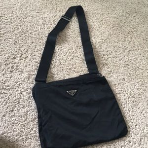 Prada Thin Cross body bag